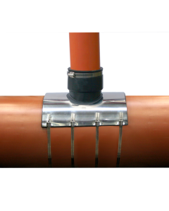 Saddles for Smooth PVC Pipe